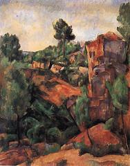 Cezanne Bibemus Quarry