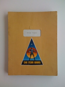 Star Wars - Original Script
